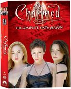 Charmed DVD Season 6