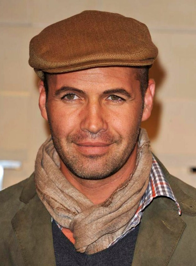 Billy zane wig