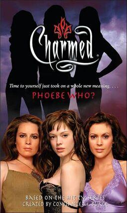 Phoebe Who (novel cover)