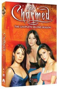 Charmed S2 DVD