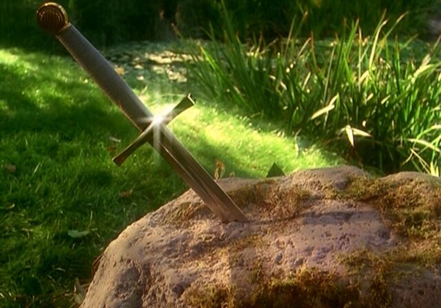 File:Excalibur in the stone.JPG
