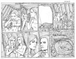 Charmed 3 pages 2 and 3 by tarzman-d303cfo
