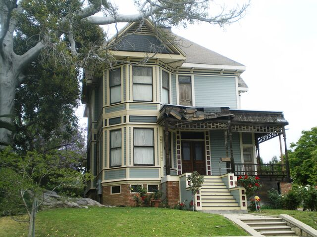 File:House at 1345 Carroll Ave., Los Angeles.JPG
