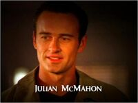 Julian McMahon (Season 3)