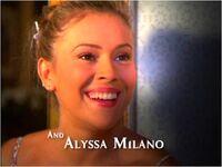 Alyssa Milano (Season 3)