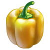 Ingredient-Yellow Bell Pepper