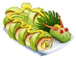... expert sushi master station ingredients 4 x salmon 3 x sushi roll 3 x