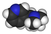 Nicotine-Molecule