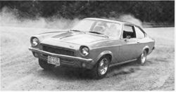 Vega Coupe - Road Test, Nov. 1970