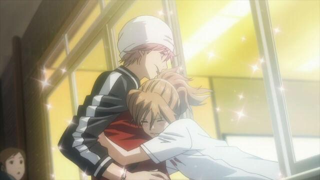 File:Chihaya Hugs Taichi.jpg