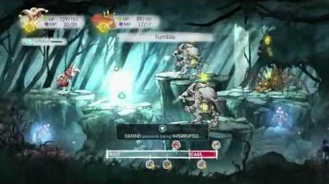Child of Light - Pastoral Panic -PS4 Gameplay HD-