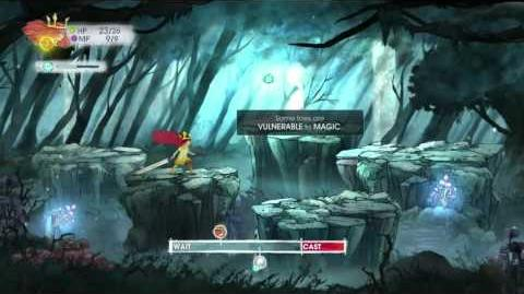 Child of Light - Scene Stealer Trophy -PS4 Gameplay HD-