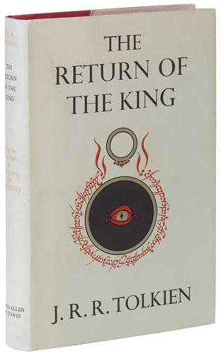 The Lord Of The Rings The Return Of The King Children S