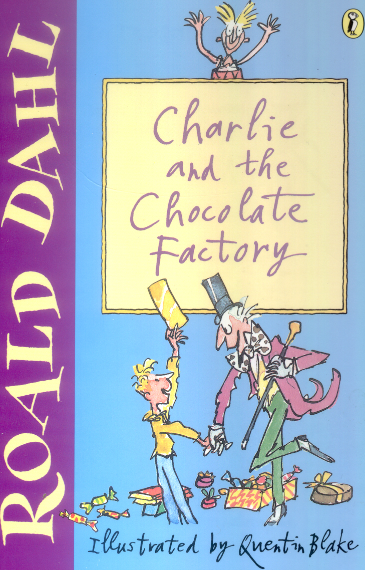 Charlie and the Chocolate Factory | Children's Books Wiki | Fandom ...