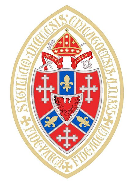 Diocese of Chicago seal