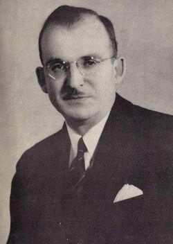 Clarence W. Jones 1945