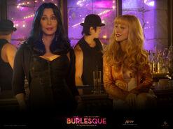 Burlesque wallpaper02