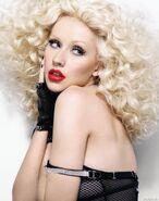 Christina Aguilera - Bionic promoshoot 008