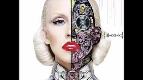 Christina Aguilera - Bobblehead