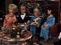 Thunderbirds- together at Christmas