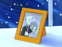 Photo of Grandma with her husband