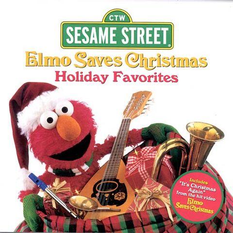 File:ElmoSavesChristmasAlbum.jpeg