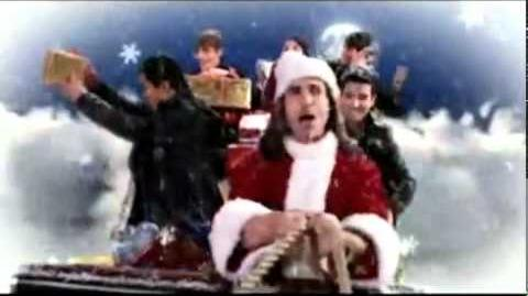 All I Want For Christmas Miranda Cosgrove and Big Time Rush