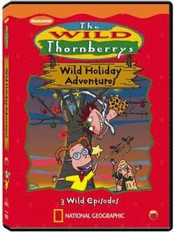 Wild Holiday Adventures DVD