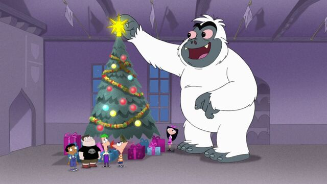 File:Christmas with a Yeti.jpg