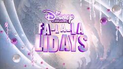 Fa-La-La-Lidays 2014 logo