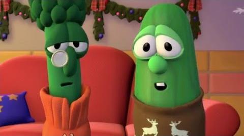 VeggieTales The 8 Polish Foods of Christmas