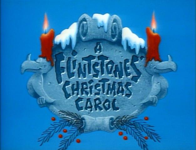 A Flintstones' Christmas Carol | Christmas Specials Wiki | FANDOM ...
