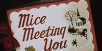 Mice Meeting You