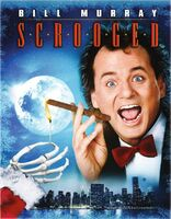 Scrooged Bluray 2011