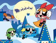 'Twas the Fight Before Christmas (Powerpuff Girls)