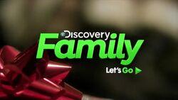 Discovery Family Christmas logo