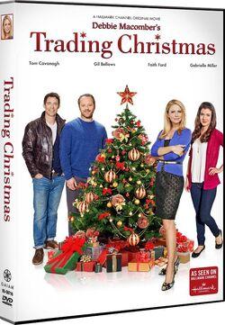 Trading Christmas DVD