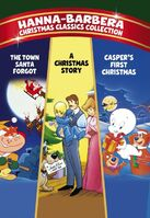 Hanna-Barbera Christmas Classics Collection DVD