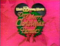 WDW ChristmasParade 1994