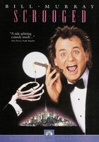 Scrooged DVD 1999