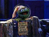 Scrooge oscar