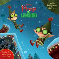 PrepAndLandingStorybook