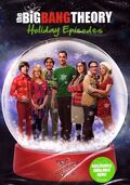 The Big Band Theory Holiday Episodes DVD