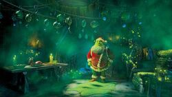 Shrek the Halls 3