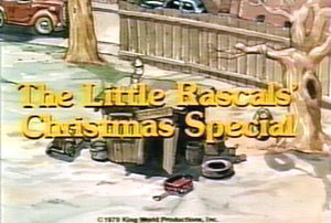 The Little Rascals Christmas Special | Christmas Specials Wiki ...