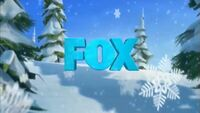 FOX Christmas logo