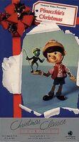 PinocchiosChristmas Vestron VHS