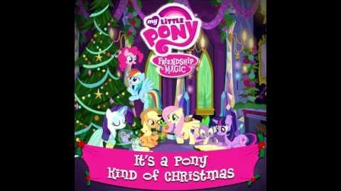 My Little Pony Twelve Days of Christmas - Pinkie Pie