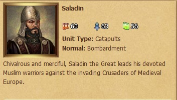 Saladin Status Window