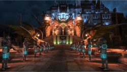 FFXIII Fiendlord's Keep